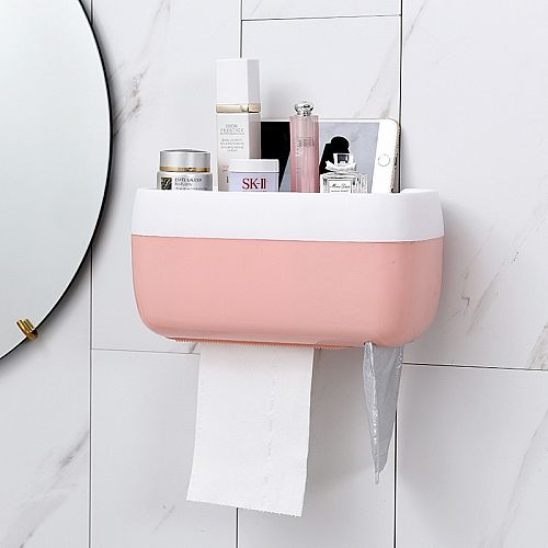 Toilet/Kitchen Tissue Box (Long 21cm)